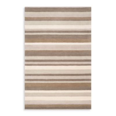 angelo:HOME Madison Square 2-Foot x 3-Foot Rug in Grey