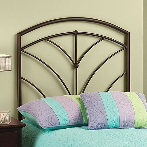 Hillsdale Thompson Twin Duo Panel Headboard with Rails