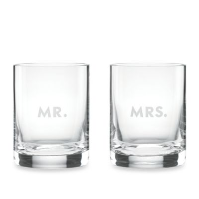 Lenox® kate spade new york Darling Point Double Old-Fashioned (Set of 2)