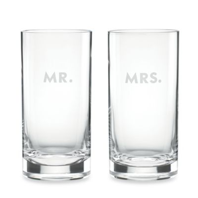 Lenox® kate spade new york Darling Highball (Set of 2)