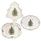 Spode® Christmas Tree Platter Collection