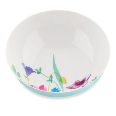 Portmeirion® Water Garden 9.5-Inch Deep Bowl with Blue Glaze
