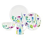 Portmeirion® Water Garden 4-Piece Dinnerware Set