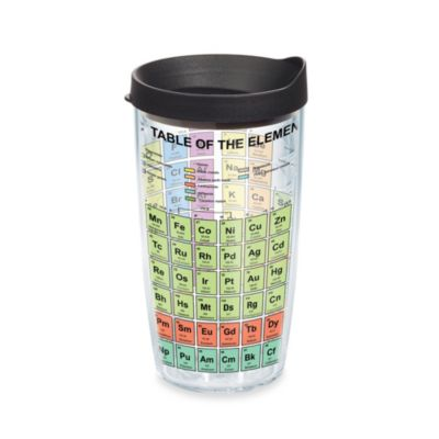 Tervis® Table of Elements 16-Ounce Wrap Tumbler