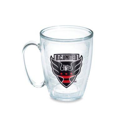 Tervis® D.C. United 15-Ounce Emblem Mug