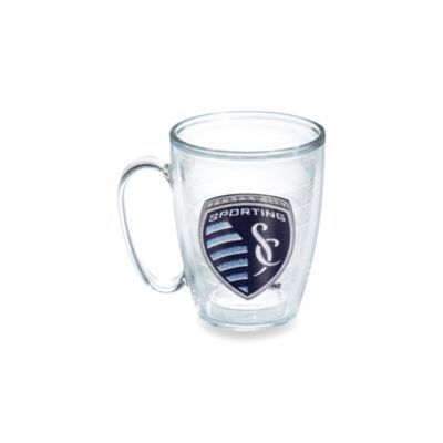 Tervis® Sporting Kansas City 15-Ounce Emblem Mug