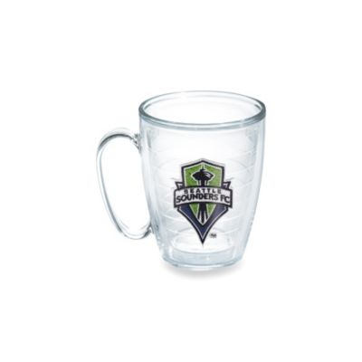Tervis® Seattle Sounders 15-Ounce Emblem Mug