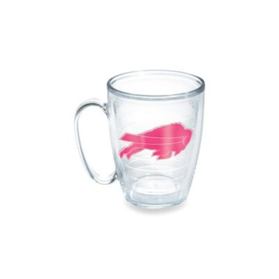 Tervis® Buffalo Bills 15-Ounce Emblem Mug in Neon Pink