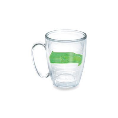 Tervis® Seattle Seahawks 15-Ounce Emblem Mug in Neon Green