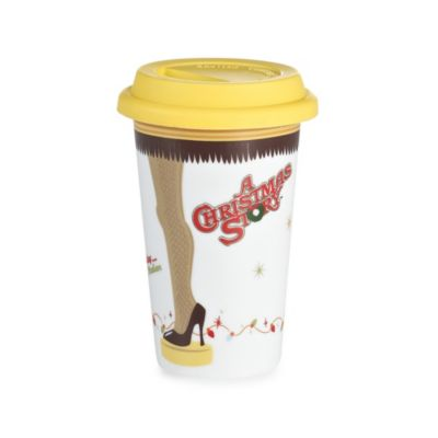 A Christmas Story Travel Mug