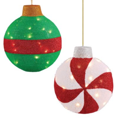 Buy Christmas Light Ornaments From Bed Bath Amp Beyond