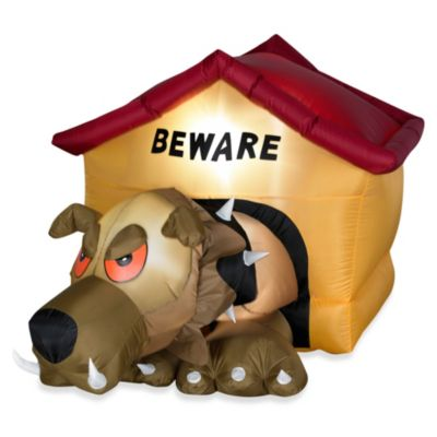 Airblown® Inflatable Outdoor Animated Hell Hound