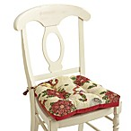 Ornaments Tapestry Chair Pad