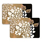 Glamour of Gold Hardboard Placemats (Set of 2)