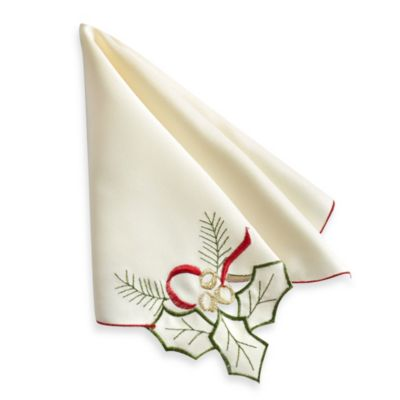 Christmas Joy 4-Pack of Napkins
