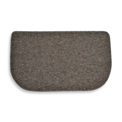 Berber Kitchen Rug in Grey