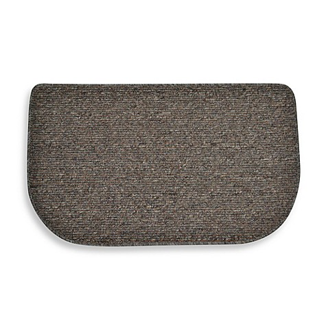 Bed Bath And Beyond Kitchen Rugs Berber 18 Inch X 30 Inch Kitchen Rug In Grey Bed Bath Beyond