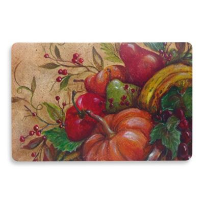 Avanti Bountiful Harvest Laminated Placemat