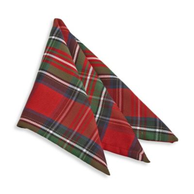 Tartan Plaid 4-Pack of Napkins
