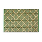 Green Fretwork Placemat
