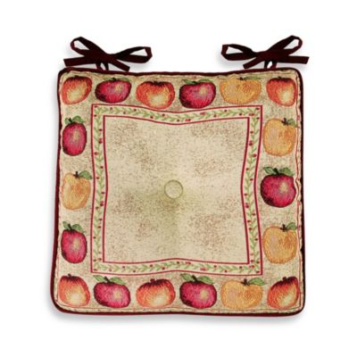 Park B. Smith® Apple Tapestry Chair Pads