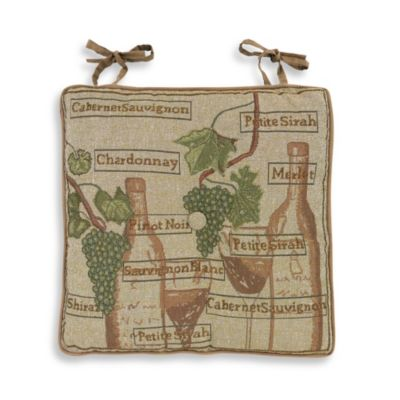 Park B. Smith® Fruit of the Vine Chair Pad