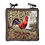 Park B. Smith® Tuscany Rooster Chair Pad