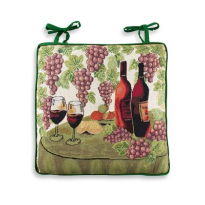Park B. Smith® Wine Table Chair Pad