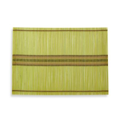 Bamboo Placemats Kitchen