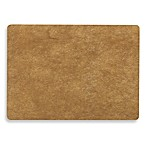 Sahara Laminated Rectangle Placemat in Mustard