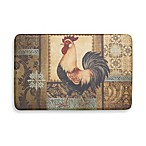 Bacova Back to the Garden Rectangle Memory Foam Rug