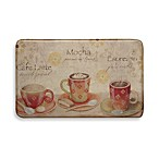 Bacova Coffee Set Memory Foam Rug