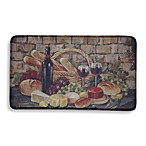 Bacova Tuscan Evening Memory Foam Slice Rug