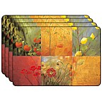 Citrus Garden Cork-Backed Placemats (Set of 4)