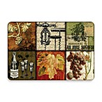 Winemakers Legacy Multi-View Cork-Backed Placemats (Set of 4)