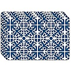 Jason Parterre Blue Placemats (Set of 4)
