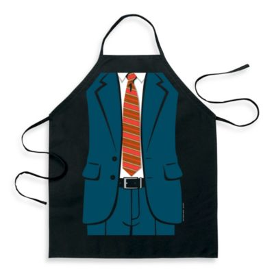 Suit and Tie Be A Businessman Apron