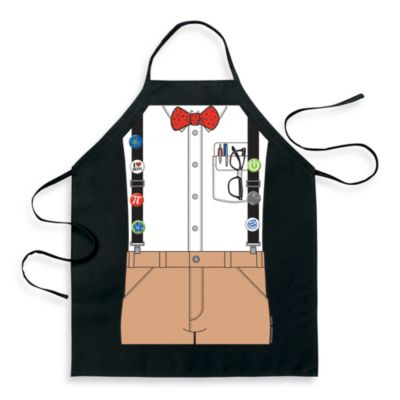 ICUP Pocket Protector Geek Apron