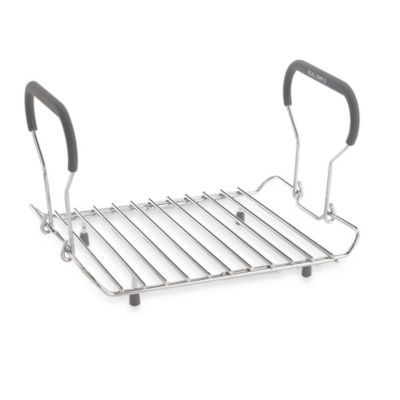 Real Simple Expandable Roasting Rack