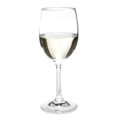 Oenophilia Perfect Stemware White Wine Glasses (Set of 6)