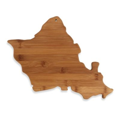 Oahu Bamboo Cutting Board