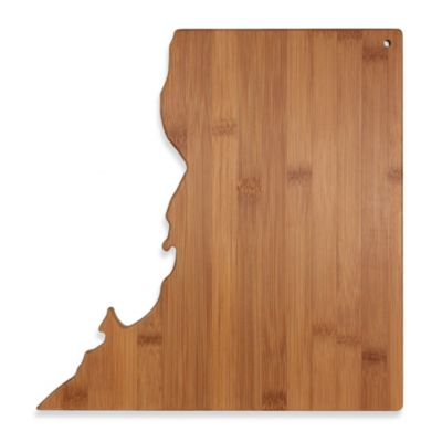 Totally Bamboo Washington DC Bamboo Cutting Board