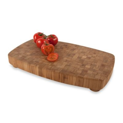 Core Bamboo™ Pro Chef Lavender Large Chop Block