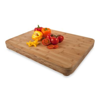Core Bamboo Pro Chef X-Large Lotus Chop Block