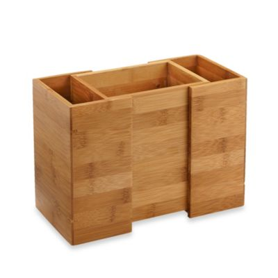 Core Bamboo™ Expandable Utensil Holder