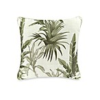 Tommy Bahama Trellis Decorative Pillow in Palm Green