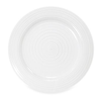 Sophie Conran for Portmeirion® White 9-Inch Lunch Plate