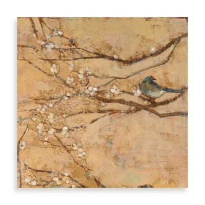 "Elinor Luna ""Birds and Blossoms"" Canvas Print"