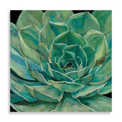 "Elinor Luna ""Agave Flower"" Wall Art"