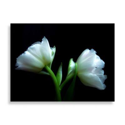 "Ilona Wellmann ""Blume 4"" Canvas Print"